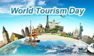 Today world Tourism Day
