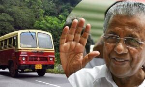 Chief Minister Pinarayi Vijayan announces revival package for KSRTC
