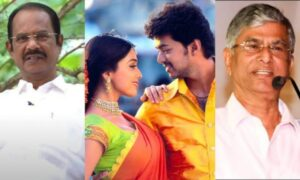 vijay's azhakiya tamil makan producer swargachithra appachan sentenced to three months in jail in a money laundering case filed by s a chandrasekhar